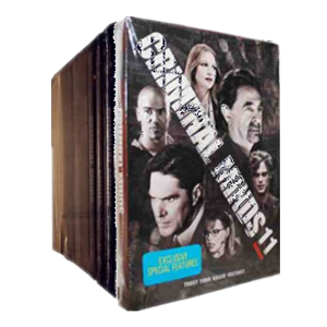 Criminal Minds Seasons 1-11 DVD Box Set