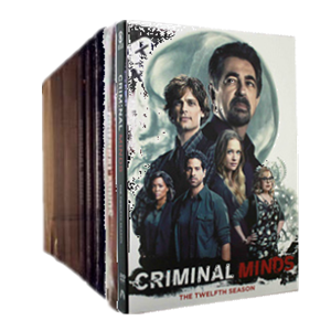 Criminal Minds Seasons 1-12 DVD Box Set