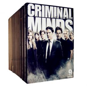 Criminal Minds Seasons 1-9 DVD Box Set