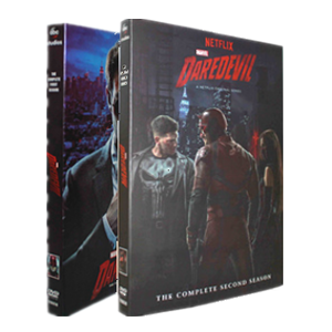 Daredevil Seasons 1-2 DVD Box Set