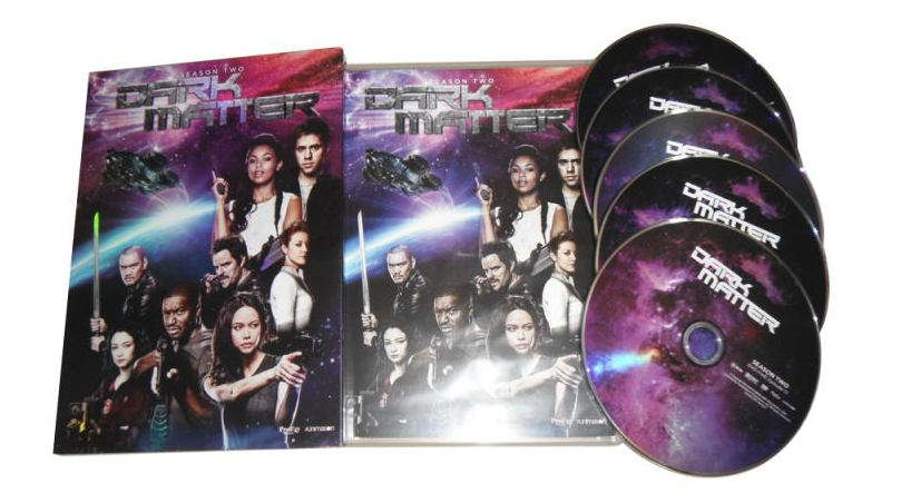 Dark Matter Season 3 DVD Box Set