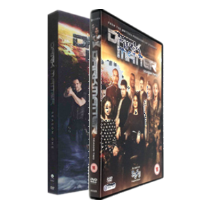 Dark Matter Seasons 1-2 DVD Box Set
