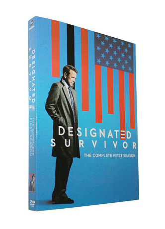 Designated Survivor Season 1 DVD Box Set