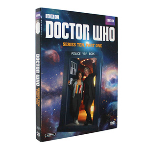 Doctor Who Season 10 DVD Box Set