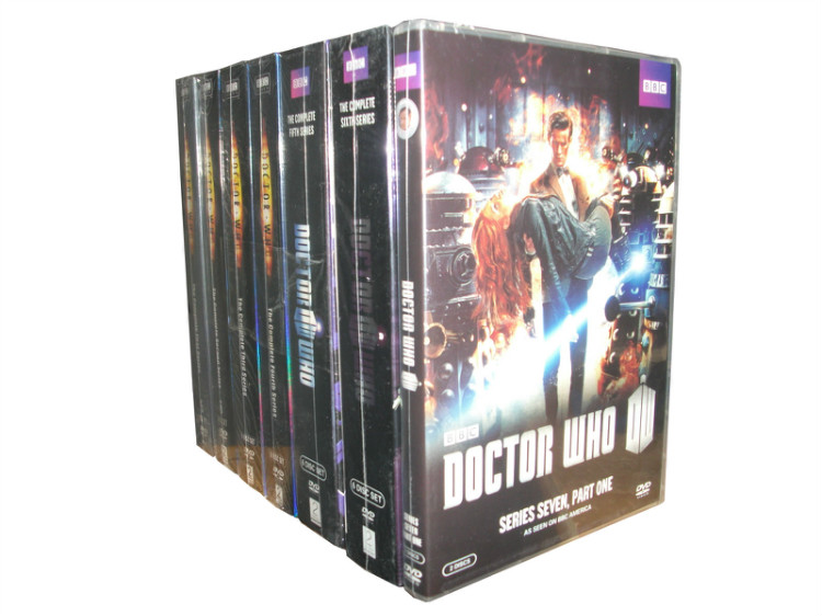 Doctor Who Seasons 1-7 DVD Box Set