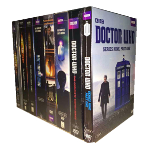 Doctor Who Seasons 1-9 DVD Box Set