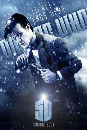 doctor who season 7 dvd