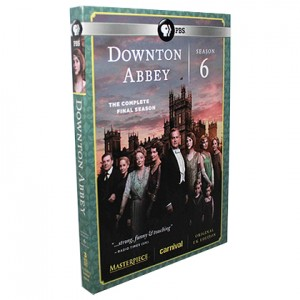 Downton Abbey Season 6 DVD Box Set