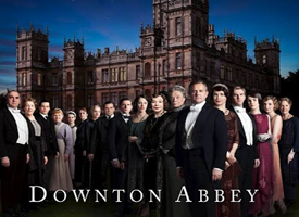 Downton Abbey 1-3 dvd for sale