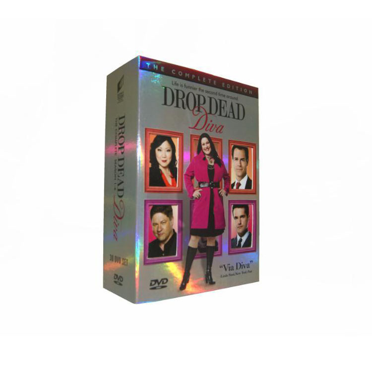 Drop Dead Diva Seasons 1-6 DVD Box Set