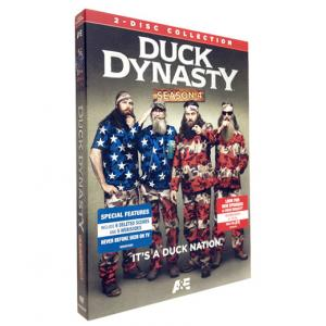 Duck Dynasty Season 4 DVD Box Set