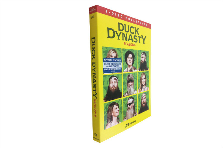 Duck Dynasty Season 6 DVD Box Set
