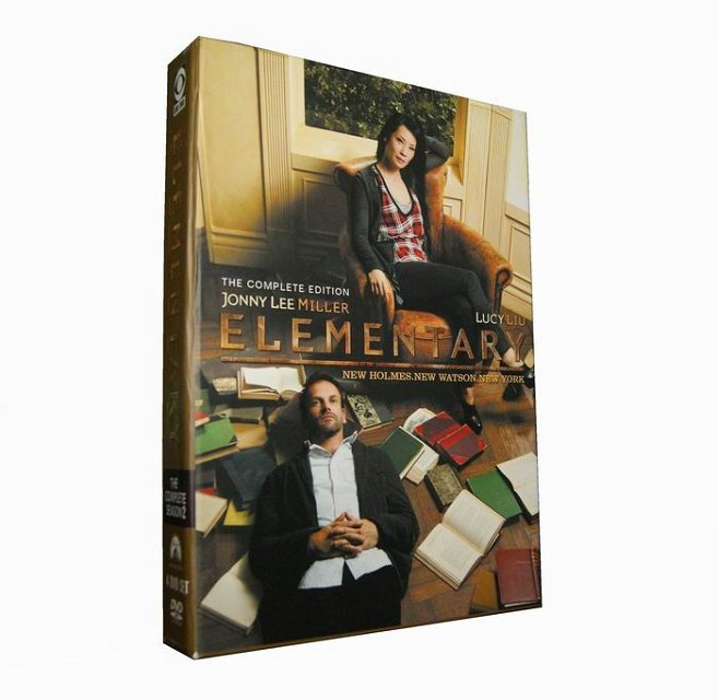 Elementary Season 2 DVD Box Set