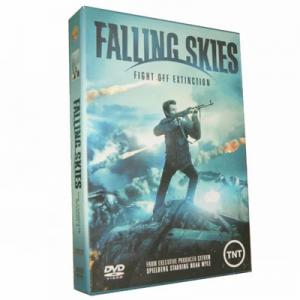 Falling Skies Season 4 DVD Box Set