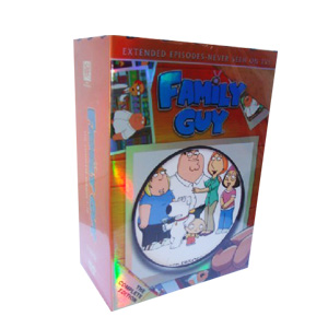 Family Guy Seasons 1-11 DVD Box Set