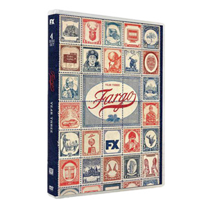 Fargo Seasons 1-3 DVD Box Set