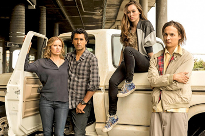 Fear The Walking Dead Seasons 1-2 DVD Box Set