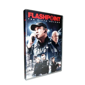 Flashpoint Season 5 DVD Box Set