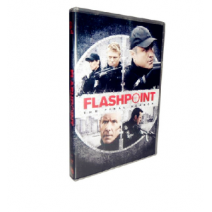 Flashpoint Season 6 DVD Box Set
