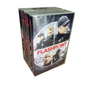 Flashpoint Seasons 1-6 DVD Box Set