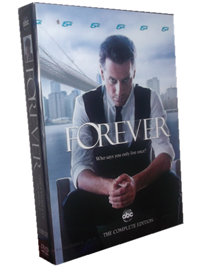 Forever Season 1 DVD Box Set