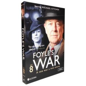 Foyle's War Season 8 DVD Box Set