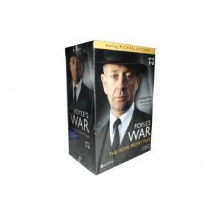 Foyle's War The Homefront Files DVD Box Set