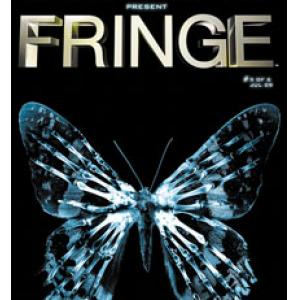 Fringe Seasons 1-5 DVD Box Set