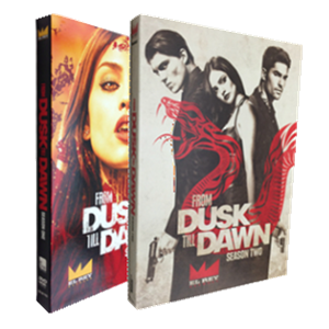 From Dusk Till Dawn Seasons 1-2 DVD Box Set