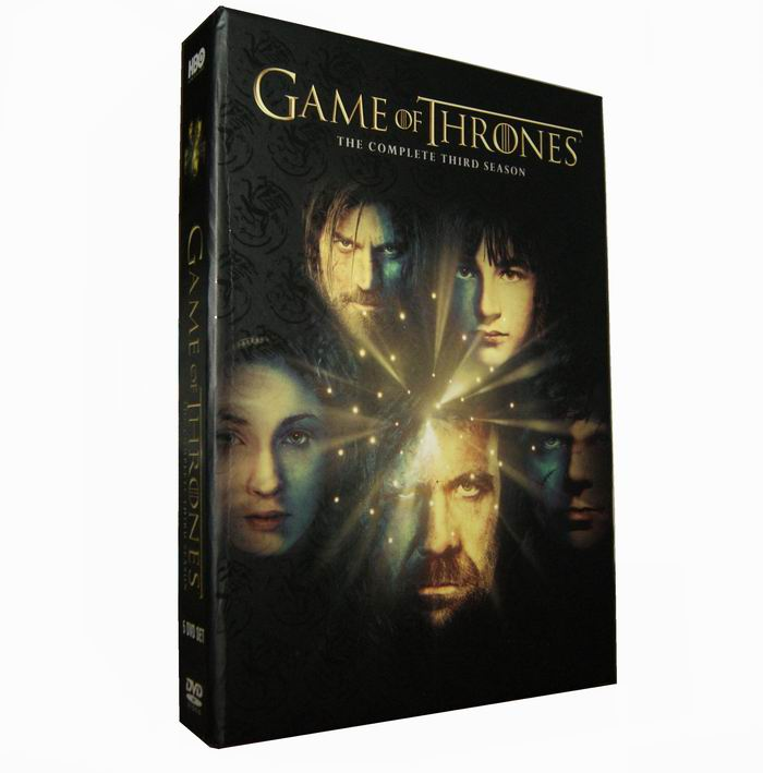 Game Of Thrones Season 1 3 Dvd Box Set | gamewithplay.com