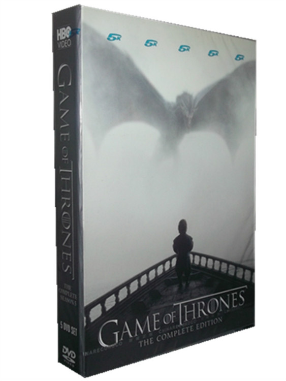 Game of Thrones Season 5 DVD Box Set