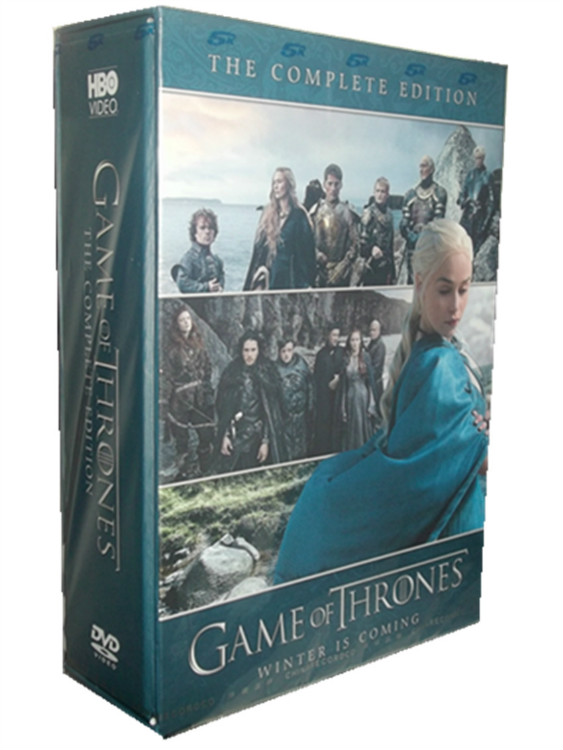 Game of Thrones Seasons 1-5 DVD Box Set