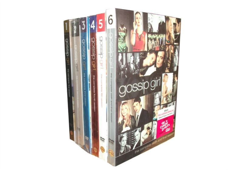 Gossip Girl Seasons 1-6 DVD Box Set