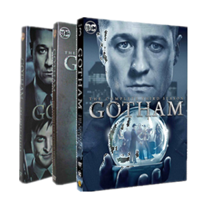 Gotham Seasons 1-3 DVD Box Set