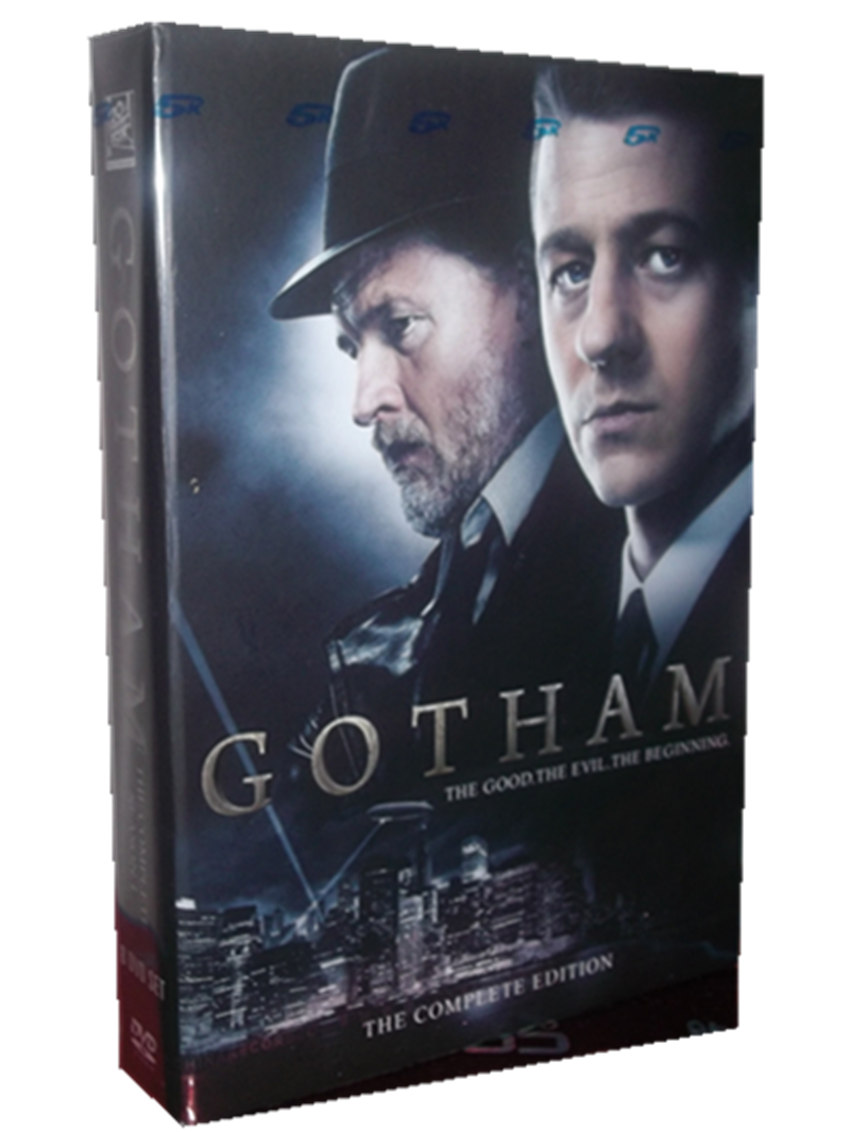 Gotham season 1 DVD Box Set