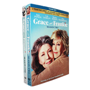 Grace And Frankie Seasons 1-2 DVD Box Set