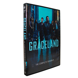Graceland Season 3 DVD Box Set
