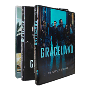 Graceland Seasons 1-3 DVD Box Set