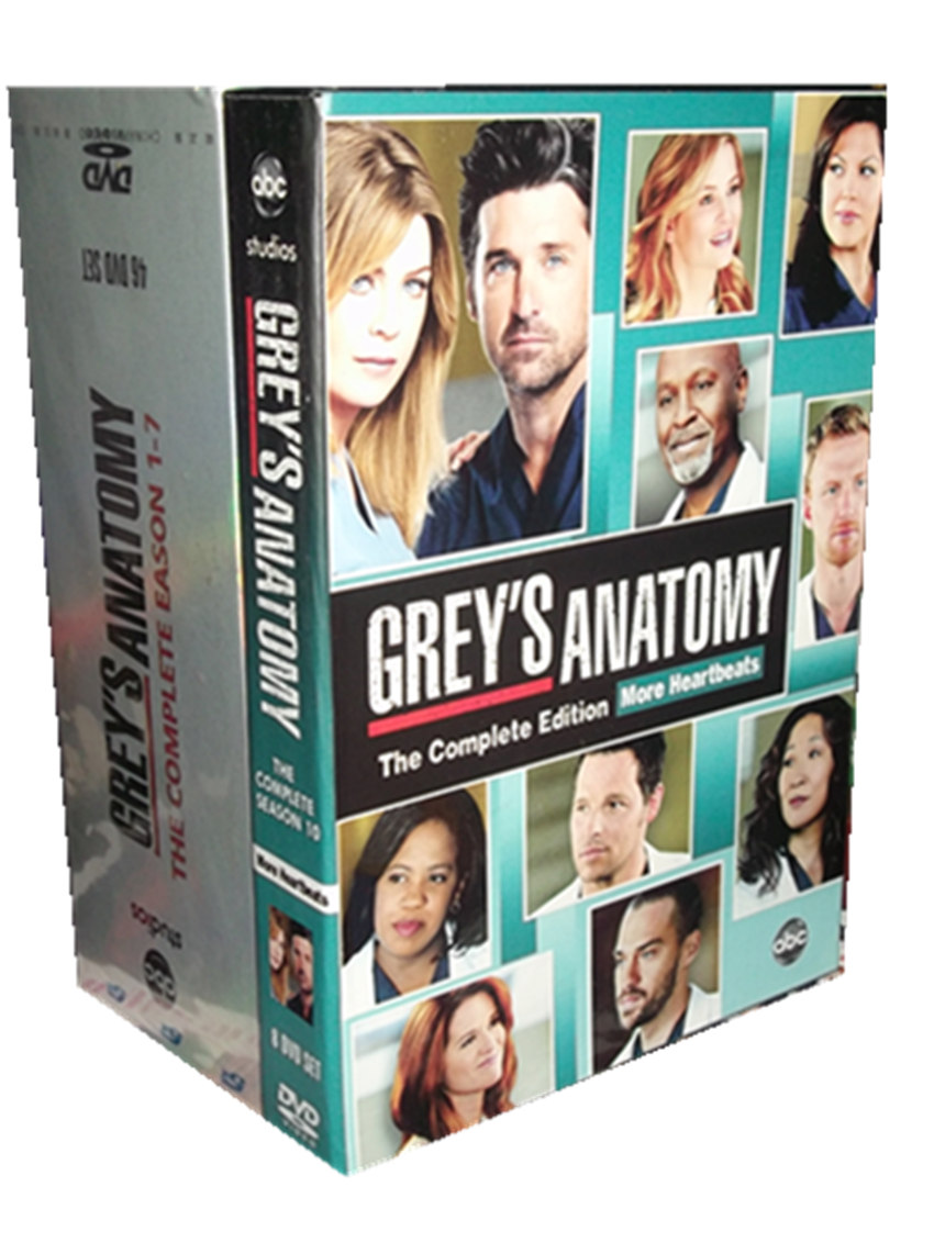 Grey's Anatomy Seasons 1-11 DVD Box Set