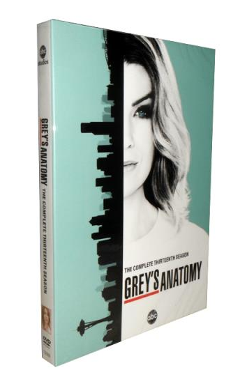 Grey's Anatomy Season 13 DVD Box Set