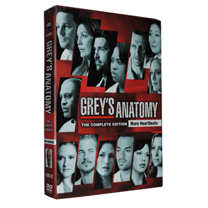 Grey's Anatomy Season 8 DVD Box Set