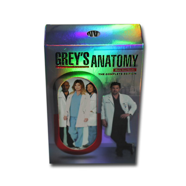 Grey's Anatomy Seasons 1-8 DVD Box Set