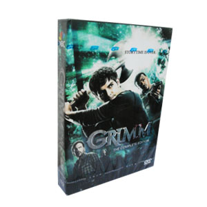 Grimm Season 2 DVD Box Set