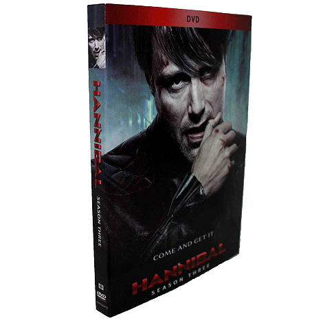 Hannibal Season 3 DVD Box Set