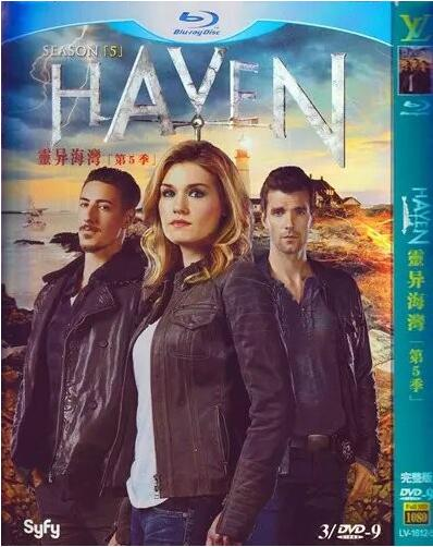 Haven Season 5 DVD Box Set