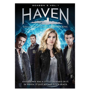 Haven Seasons 1-5 DVD Box Set