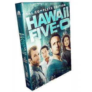 Hawaii Five-0 Season 4 DVD Box Set