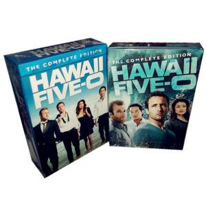 Hawaii Five-0 Seasons 1-4 DVD Box Set