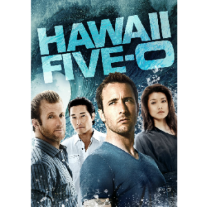 Hawaii Five-0 Seasons 1-6 DVD Box Set