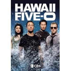 Hawaii Five-O Seasons 1-5 DVD Box Set